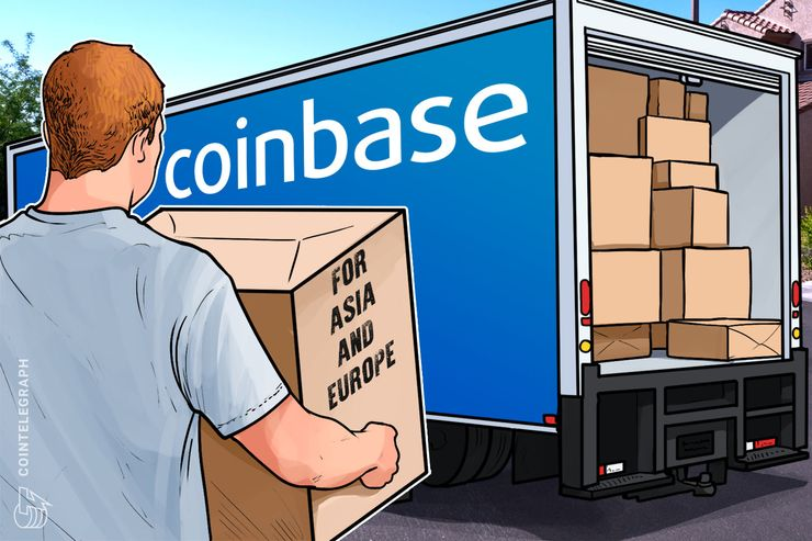Coinbase Adds Cross-Border Wire Transfers for High-Volume Customers in Europe, Asia