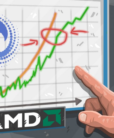 AMD's Stock Spikes by 11 Percent After Announcement of Partnership with ConsenSys | BTCMANAGER