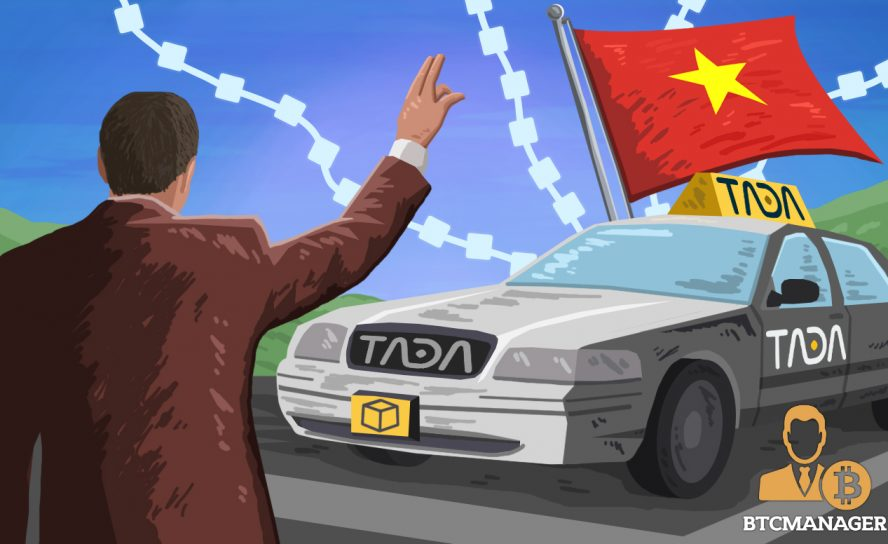 Blockchain-based Ride-Hailing Application Lands in Vietnam