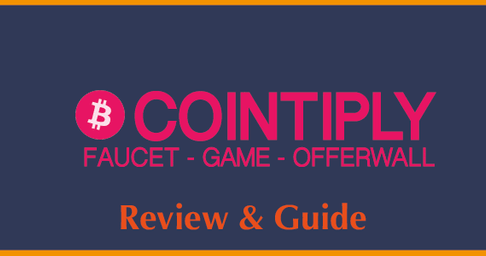 Cointiply Review | Discover Multiple Ways To Earn Bitcoin