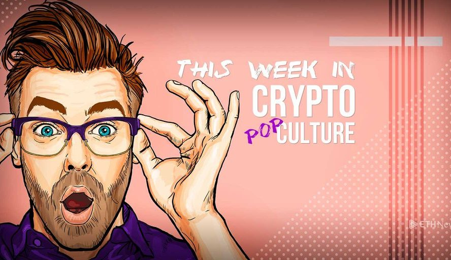 Having A Gas: This Week In Crypto Pop Culture, January 14-18