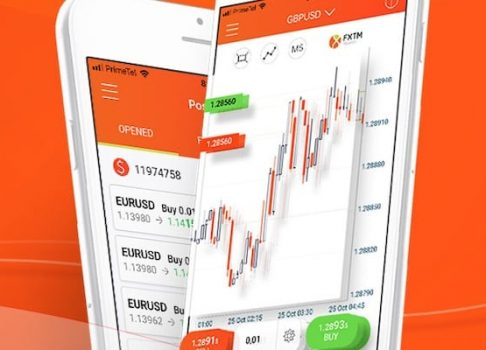Introducing the FXTM Trader App for Intuitive Mobile Trading
