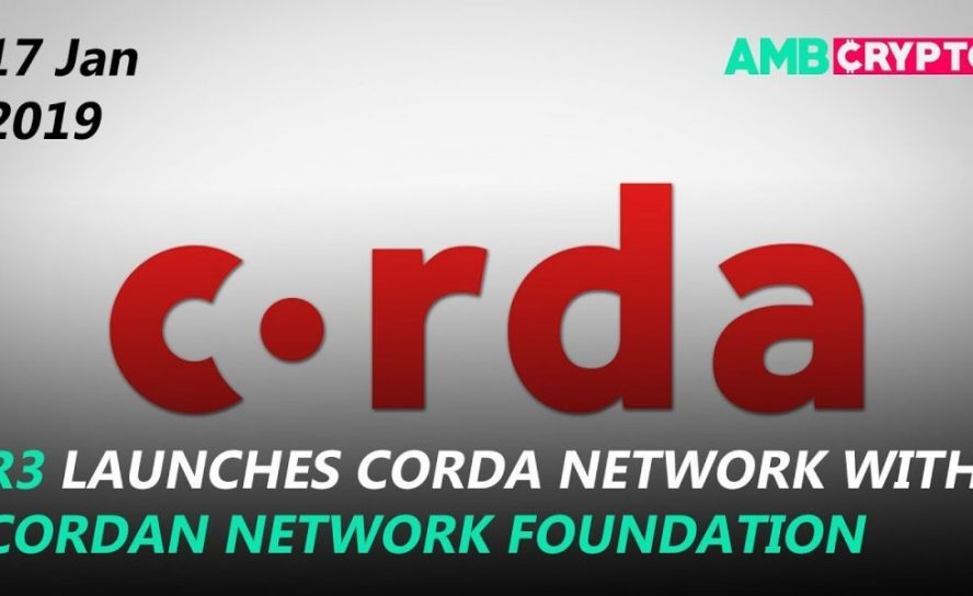 Crypto news summary [Jan 17th] – R3 Launches Corda Network, 2018 Dapp Market Report and More