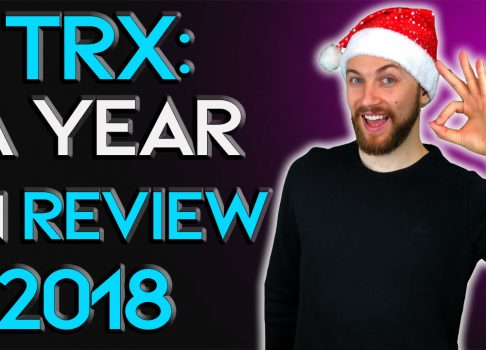 TRON TRX: A Year in Review