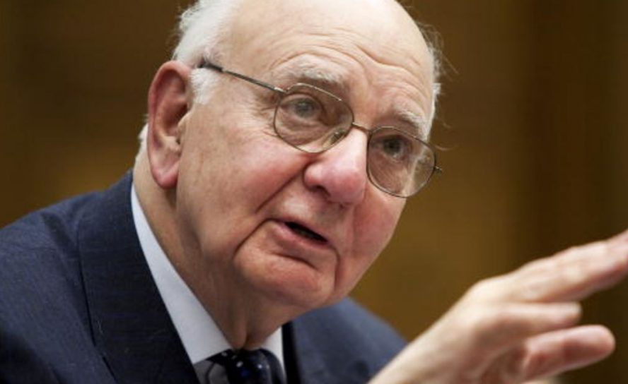 Former Fed Chief Paul Volcker rips 'culture of the financial system' and its focus on profits