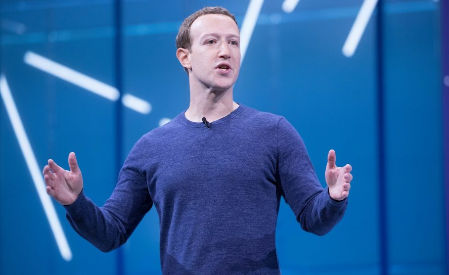 Zuckerberg Says FB Could Build a Blockchain Identity System - But For What?