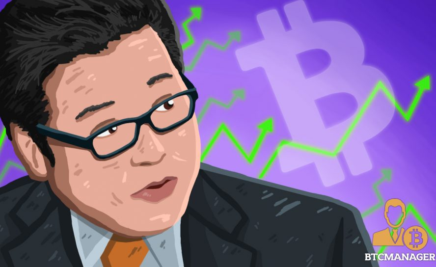 Tom Lee: Expect Higher Cryptocurrency Prices in 2019 Based on Positive Fundamentals – BTCMANAGER