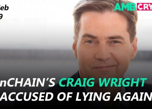 Crypto News – 14th Feb – Ripple invests in Wietse Wind, Craig Wright accused of lying and more