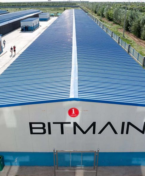 Haspower of Bitmain-Operated Pools is Now at 16-Month Low