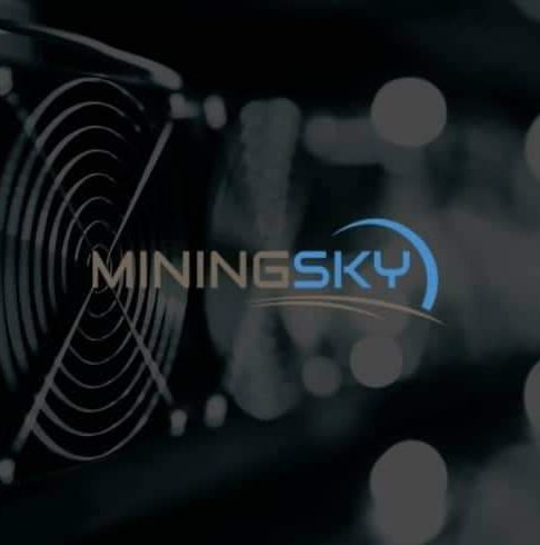 MiningSky: The cheapest & profitable cloud mining