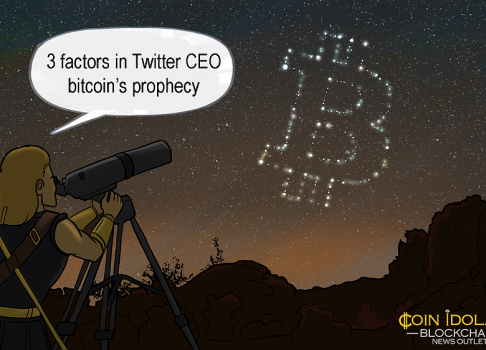 Jack Dorsey: 3 Factors in Twitter CEO Bitcoin's Prophecy