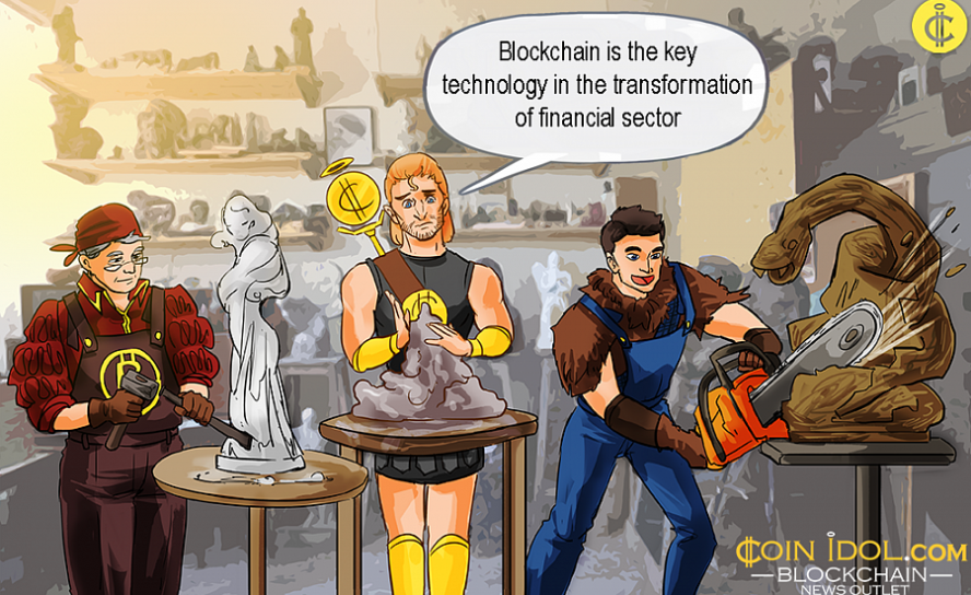 Blockchain is the Key Technology in the Transformation of Financial Sector