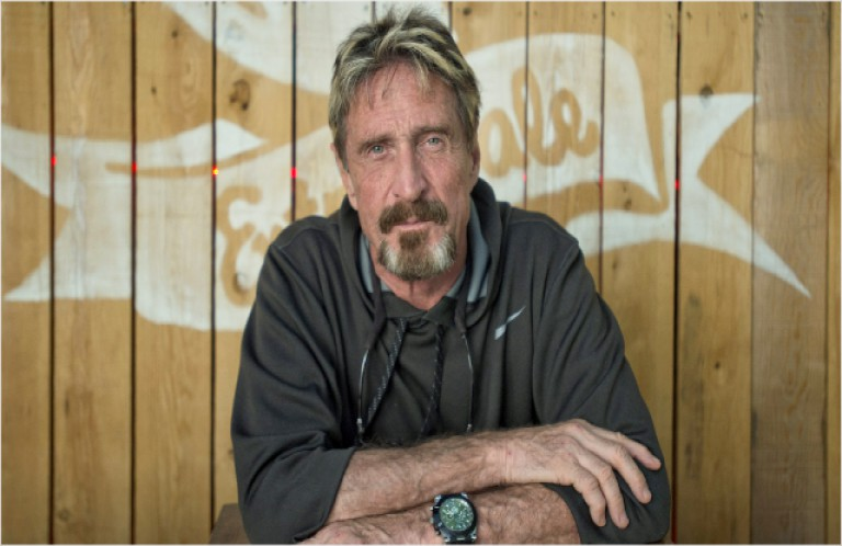 What Has John McAfee Got To Say At The Interview With Bitcoin News?
