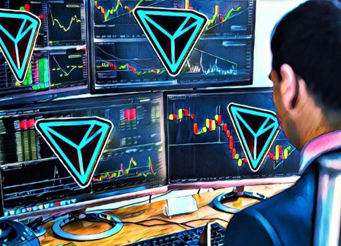Tron (TRX) Dapps Are Soaring, Tron Rises 207% in Weekly Transaction Volume