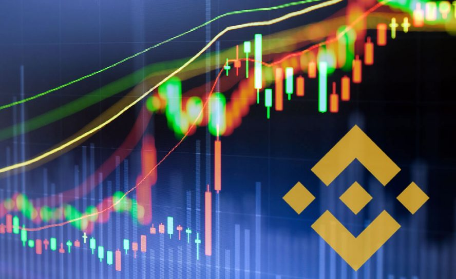 Crypto Market Wrap: Binance Coin Defies Markets With 10% Surge