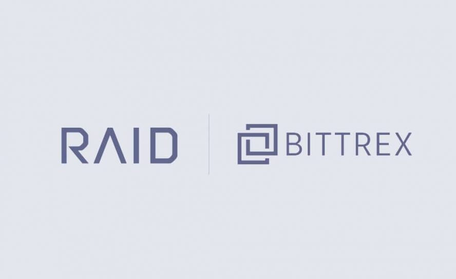 Raid (XRD) Token Sale: Is Bittrex's First IEO Coming From a Real Company?