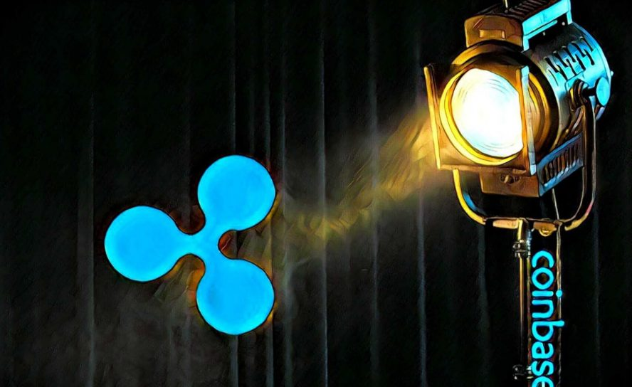 XRP Ripple Officially Live on Coinbase.com
